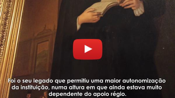 Benfeitor D. Lopo de Almeida no MMIPO